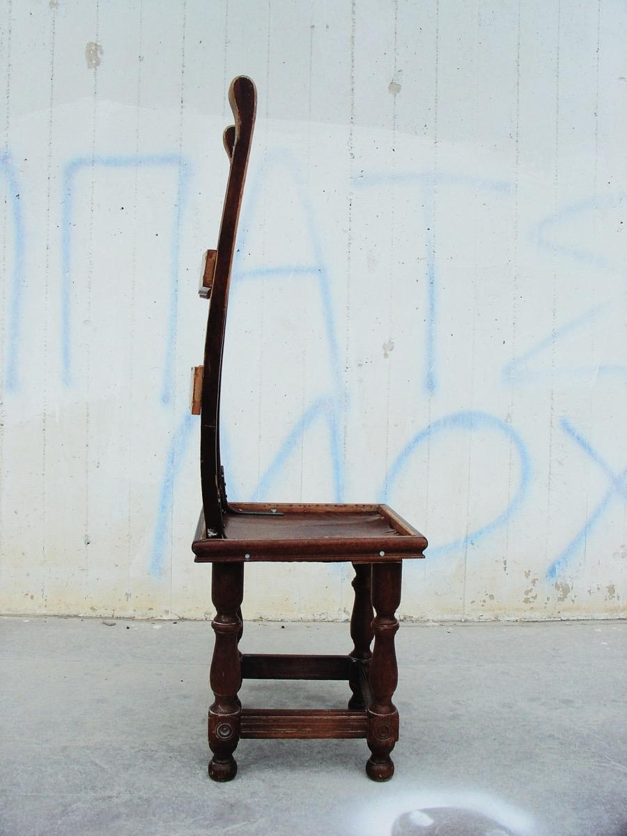 scrap chair