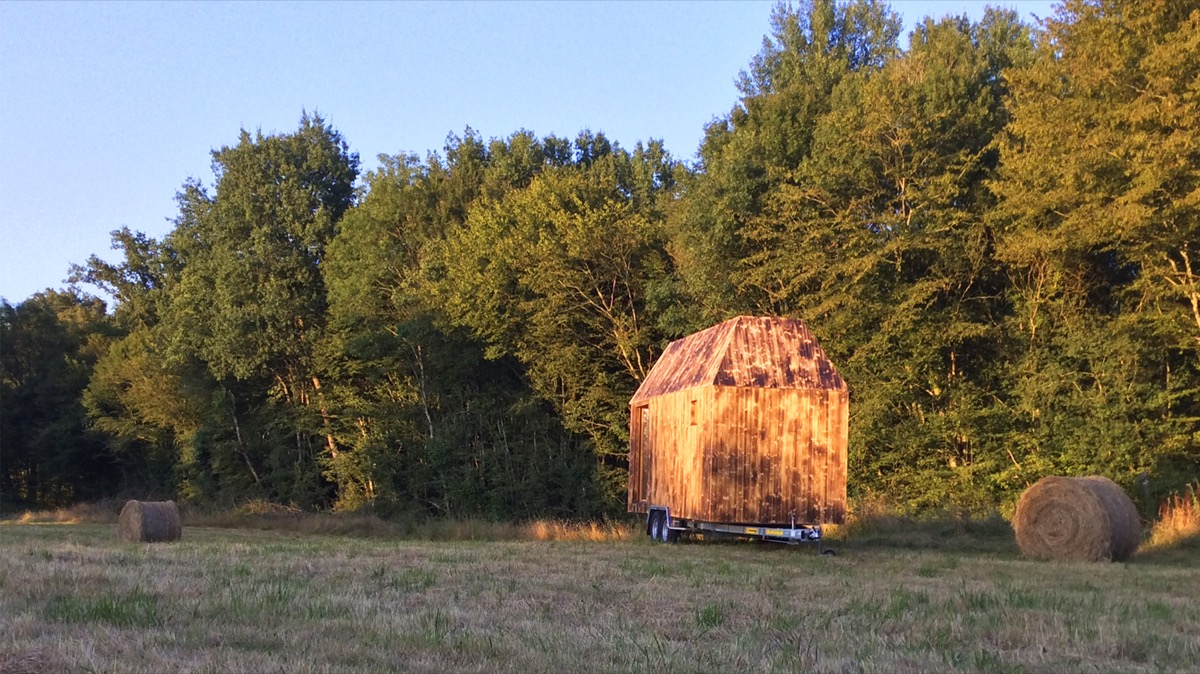 IMBY – In my backyard –