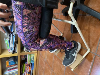 Soporte para silla (Mariela Herrera)